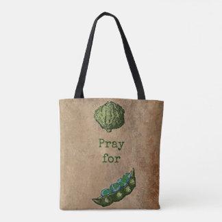 O bolsa das ervilhas do mundo