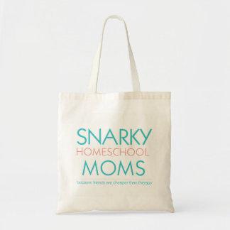 O bolsa das mães de Snarky Homeschool