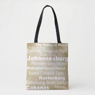 O bolsa de África do Sul