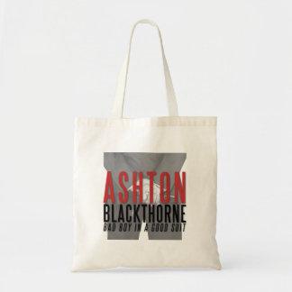 O bolsa de Ashton Blackthorne