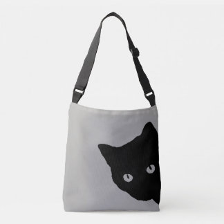 O bolsa de Crossbody da forma do gato e do rato