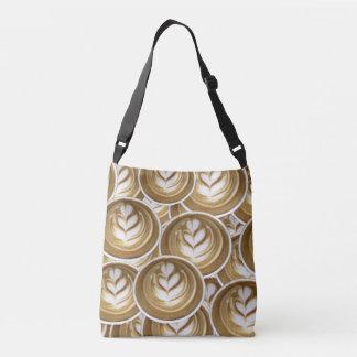 O bolsa de Crossbody do café do amor