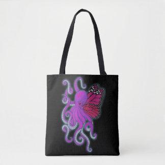O bolsa de Cthulhu no roxo