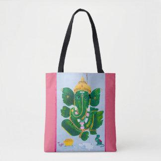 O bolsa de Ganesh da folha da bandeja