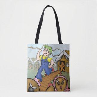 O bolsa de Humanbreadman
