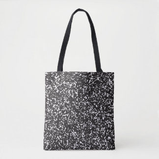 O bolsa de mármore do caderno da composição