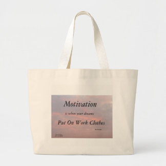 O BOLSA DE MOTIVATION-BEN FRANKLIN