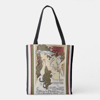 O bolsa de Nouveau da arte de Alphonse Mucha