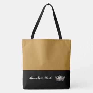 O bolsa de prata Saco-Grande GoldN Rod da coroa da