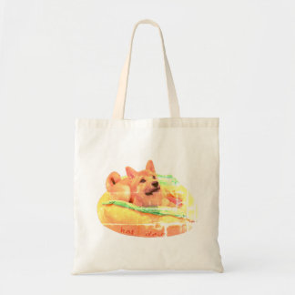 O bolsa de Shiba do cachorro quente