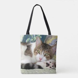 O bolsa de Smirnoff (gatinho do salvamento)