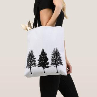 O bolsa de três árvores