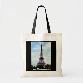 O bolsa diário da torre Eiffel
