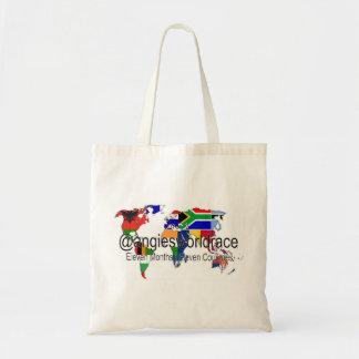 O bolsa do @angiesworldrace - branco
