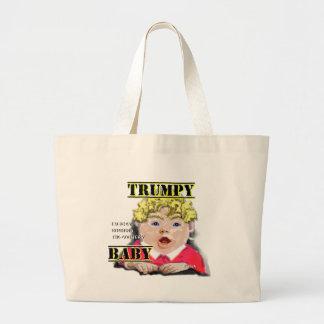 O bolsa do bebê de Trumpy