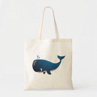"""O bolsa do caráter da baleia do selo pequeno do"