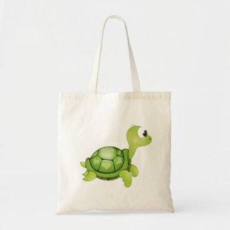 """""""O bolsa do caráter da tartaruga do selo pequeno"""
