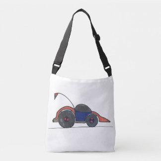 O bolsa do carro de corridas