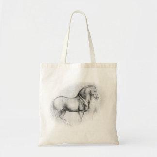 O bolsa do cavalo de Leonardo da Vinci