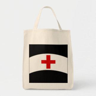 O bolsa do chapéu da enfermeira