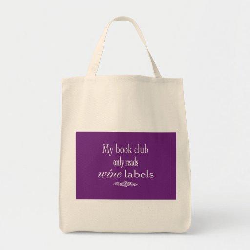 O bolsa do clube de leitura