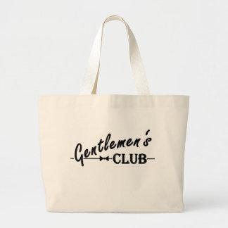 O bolsa do clube dos cavalheiros