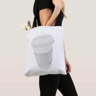 O bolsa do copo de café