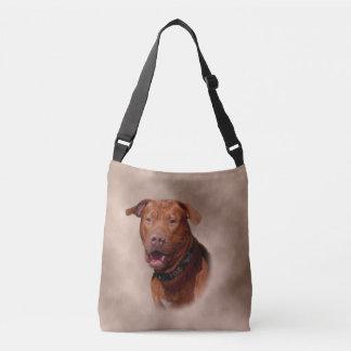 O bolsa do corpo do amante do cão