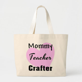 O bolsa do Crafter do professor das mamães