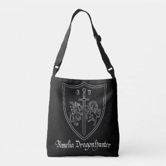 O bolsa do Cruz-Corpo da brasão de Amelia
