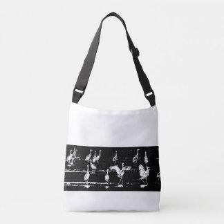 O bolsa do Cruz-corpo do guindaste de Pixelated