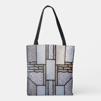 O bolsa do design do vitral do art deco