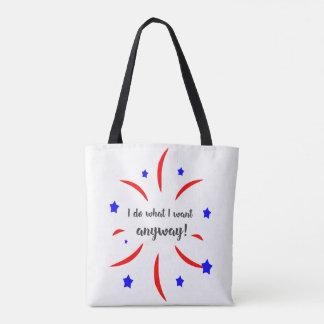 O bolsa do dia da liberdade