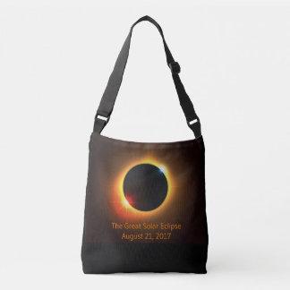 O bolsa do eclipse solar