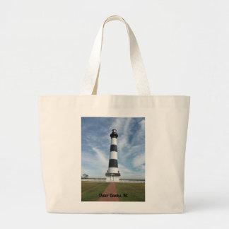 O bolsa do farol da ilha de Bodie