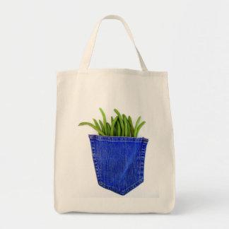 O bolsa do feijão verde
