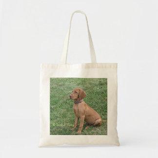 O bolsa do filhote de cachorro de Vizsla