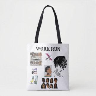 O bolsa do funcionamento do trabalho