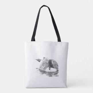 O bolsa do ganso de Canadá