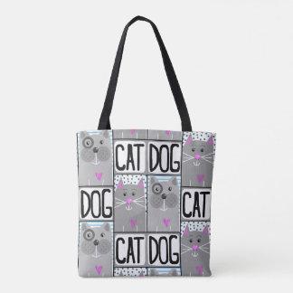 O BOLSA do gato/cão