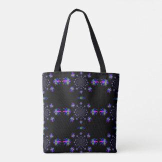 O bolsa do impressão da galáxia