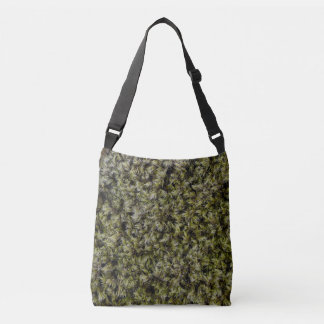 O bolsa do impressão do musgo