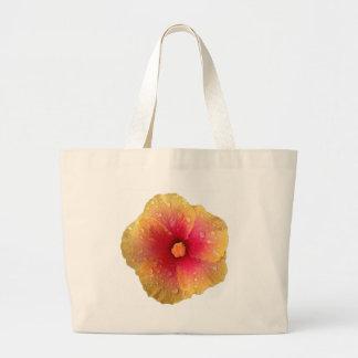O bolsa do jumbo do hibiscus