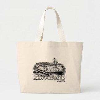 O bolsa do jumbo do lutador do mar