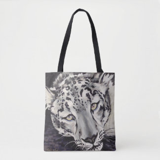 O bolsa do leopardo de neve
