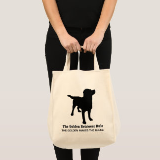 O bolsa do mantimento da regra do golden retriever