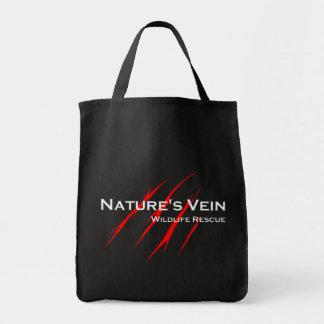 O bolsa do mantimento da veia da natureza