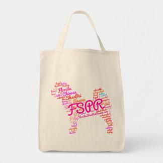 O bolsa do mantimento de FSPR - nuvem da palavra