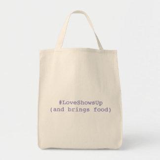O bolsa do mantimento de LoveShowsUp