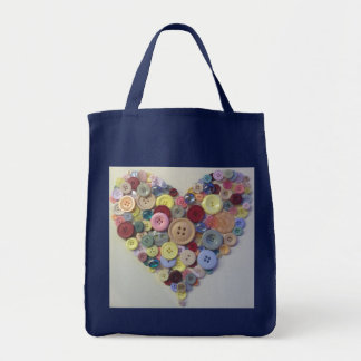 O bolsa do mantimento do coração do artesanato do